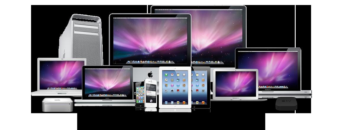 Opravujeme Apple produkty