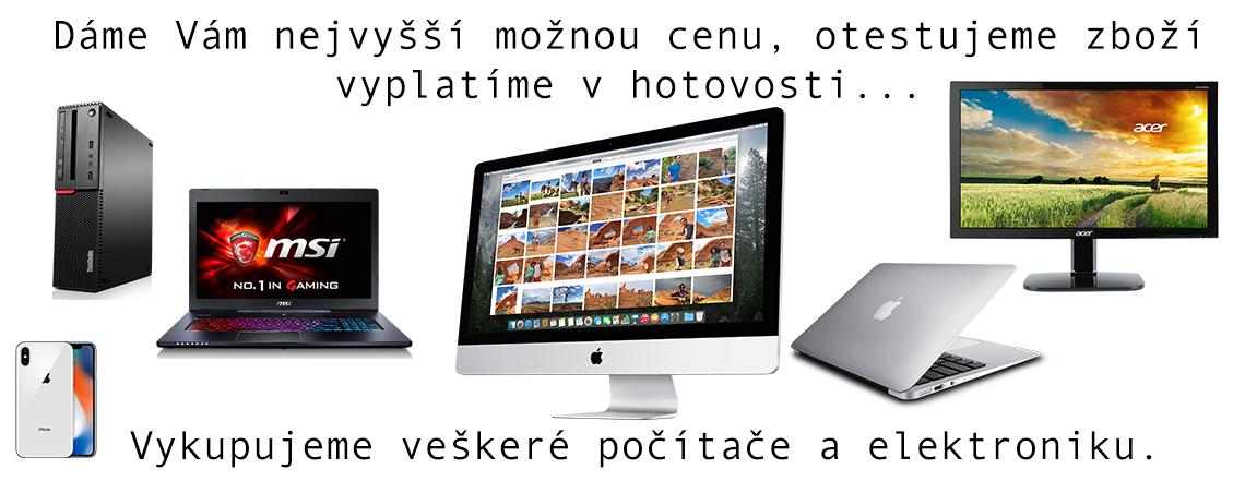 Výkup zboží za hotové BazarCom.cz