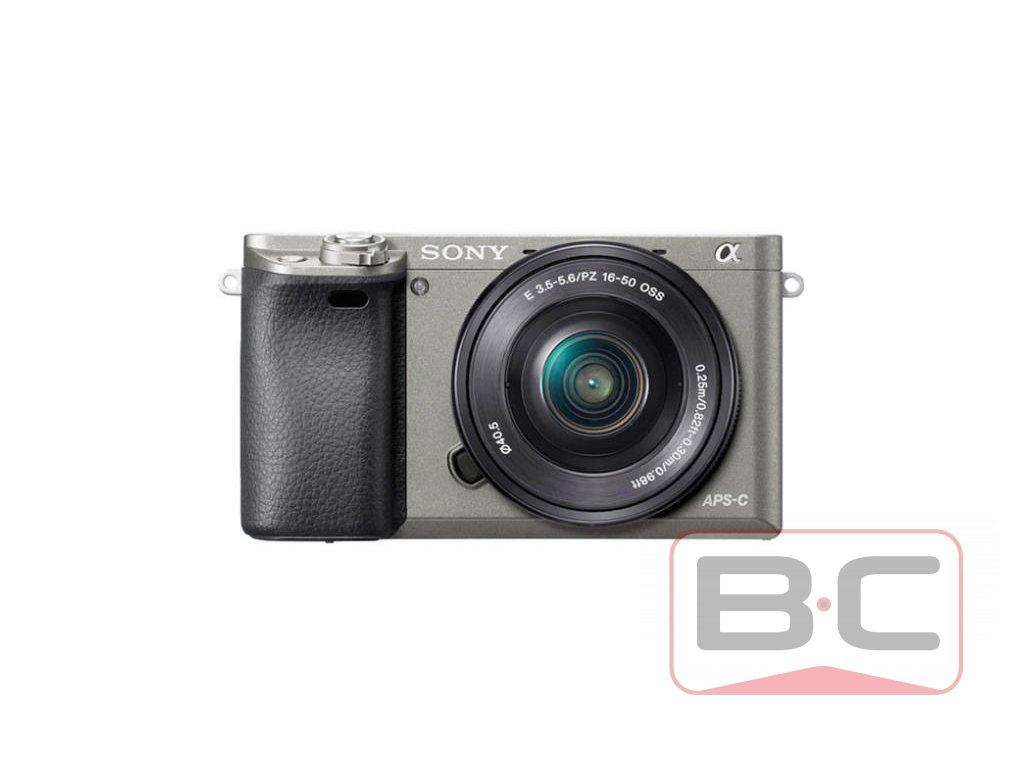 Sony Alpha A6000 Bazarcom.cz