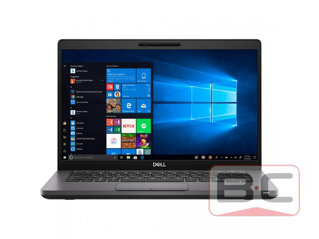 Dell Latitude 5400, Intel Core i5-8265U, 16GB DDR4, 512GB SSD, FullHD IPS BazarCom.cz