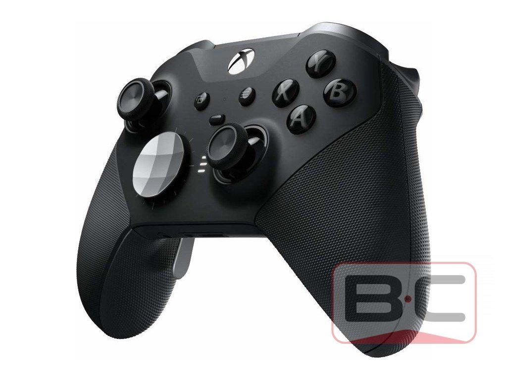 Xbox ONE X Bezdrátový ovladač, Elite Series 2, černý BazarCom.cz