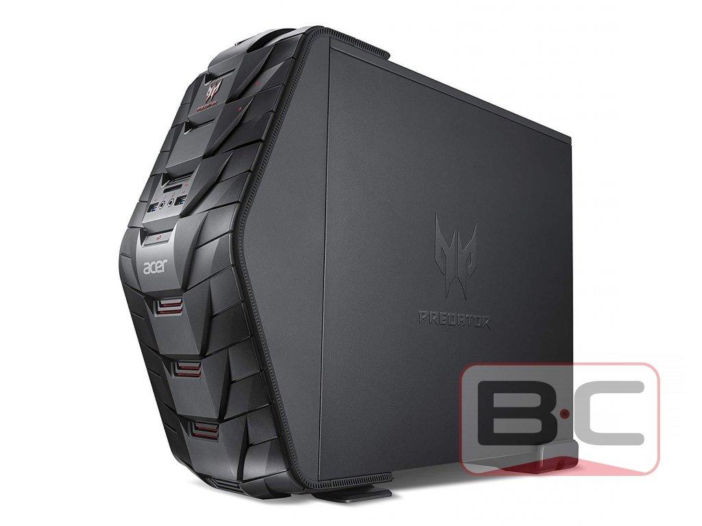 Herní PC, Intel Core i5-6400, 16GB RAM, 256GB SSD, 2TB HDD, RX 480 4GB Bazarcom.cz