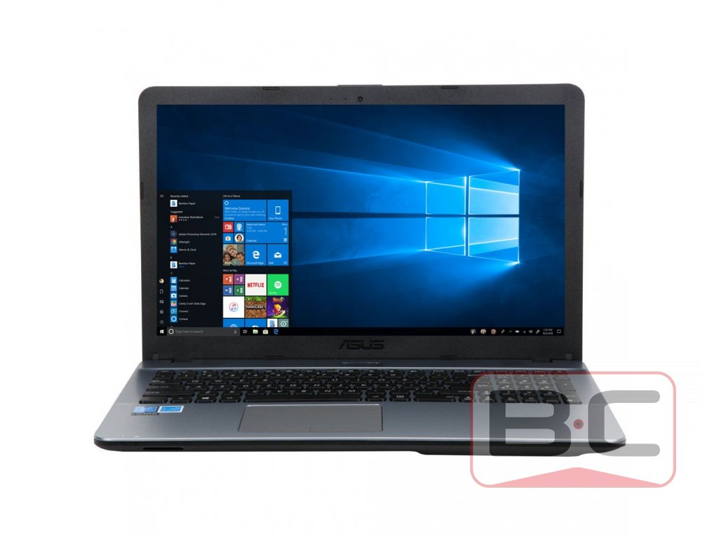 Asus X541SA-DM621T, Intel Atom x5-E8000, 4GB RAM DDR3, 1TB HDD BazarCom.cz