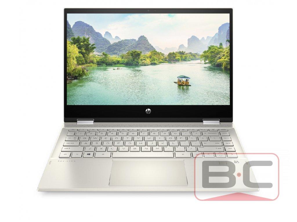 HP Pavilion x360 14m-dw0023dx, Intel Core i5-1035G1, 8GB RAM DDR4, 256GB SSD, FHD IPS BazarCom.cz