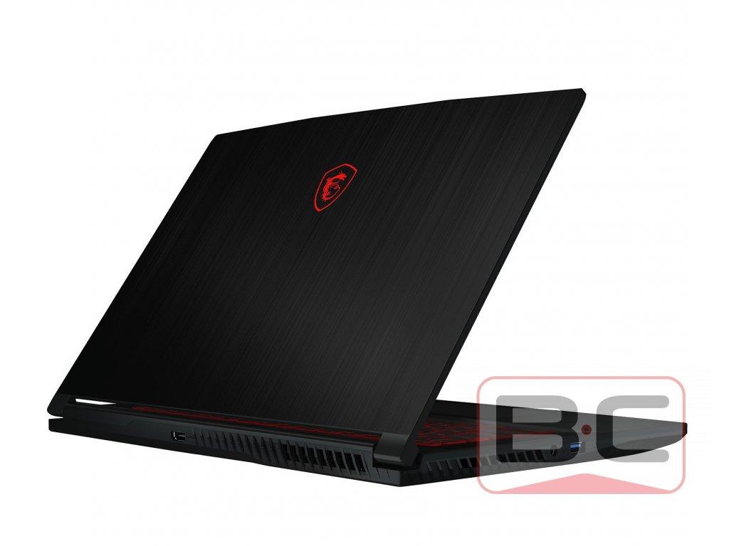 MSI GF63 Thin 95 SC, Intel Core i5-9300H, 8GB RAM, 500GB SSD, NVIDIA GTX 1650 4GB BazarCom.cz