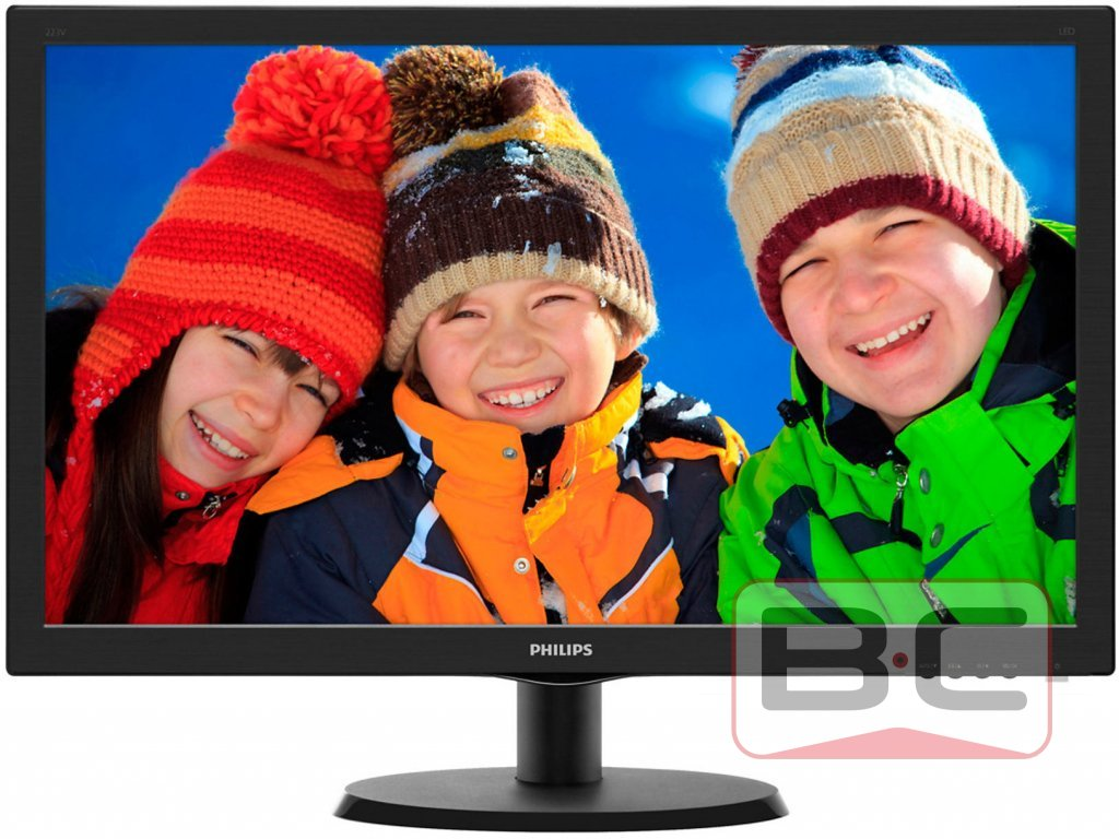 "Philips 223V5L FHD - LED monitor 22"""