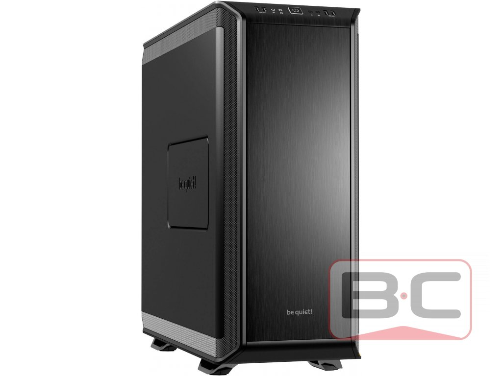 Herní PC Be Quiet, Intel Core i7-7700K, 32GB RAM DDR4 2666MHz, 512GB SSD M.2, 10TB HDD, NVIDIA GeForce GTX 1080 8GB EVGA