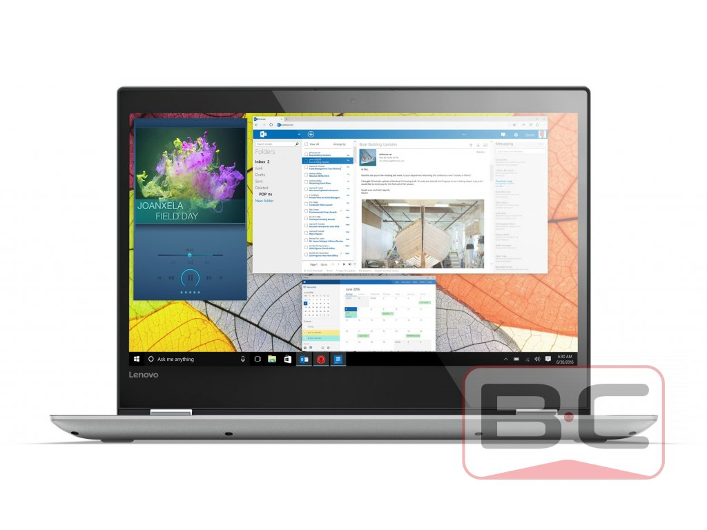 Lenovo IdeaPad 520S-14IKB, Intel Core i5 7200U, 8GB RAM DDR4, NVIDIA 940M 2GB, FHD IPS BazarCom.cz