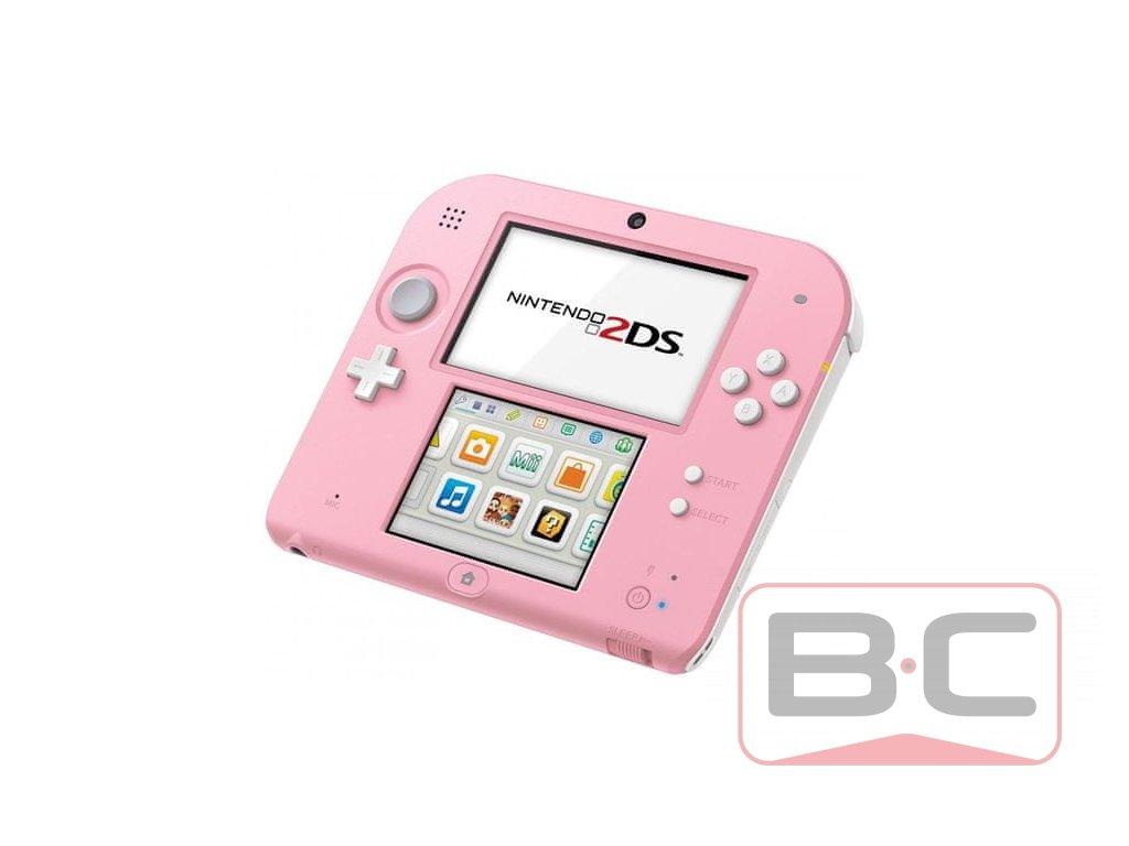 Nintendo 2DS + hry BazarCom.cz