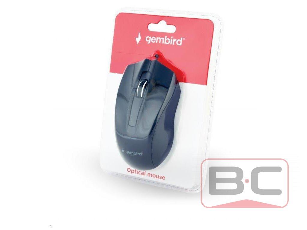 Gembird optická myš MUS-3B-01 Bazarcom.cz