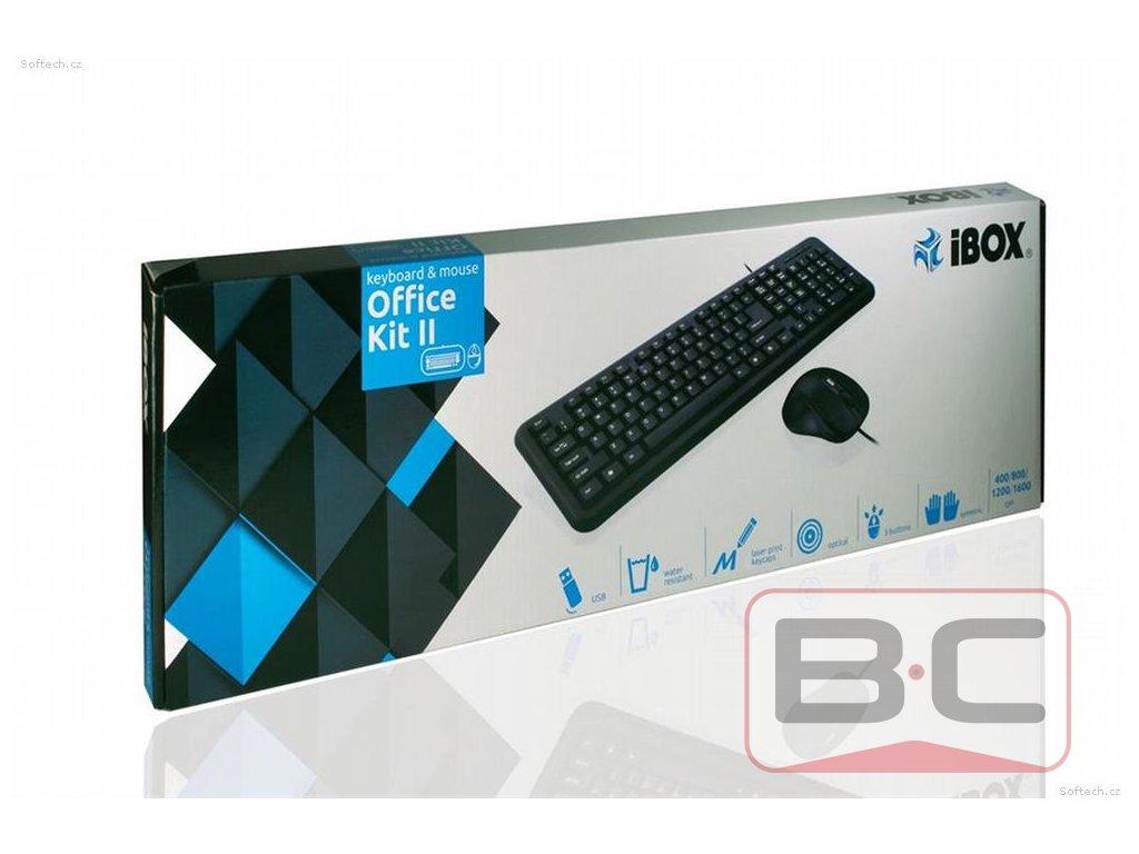 IBOX IKMOC2005070U Bundle I-BOX OFFICE K BazarCom.cz