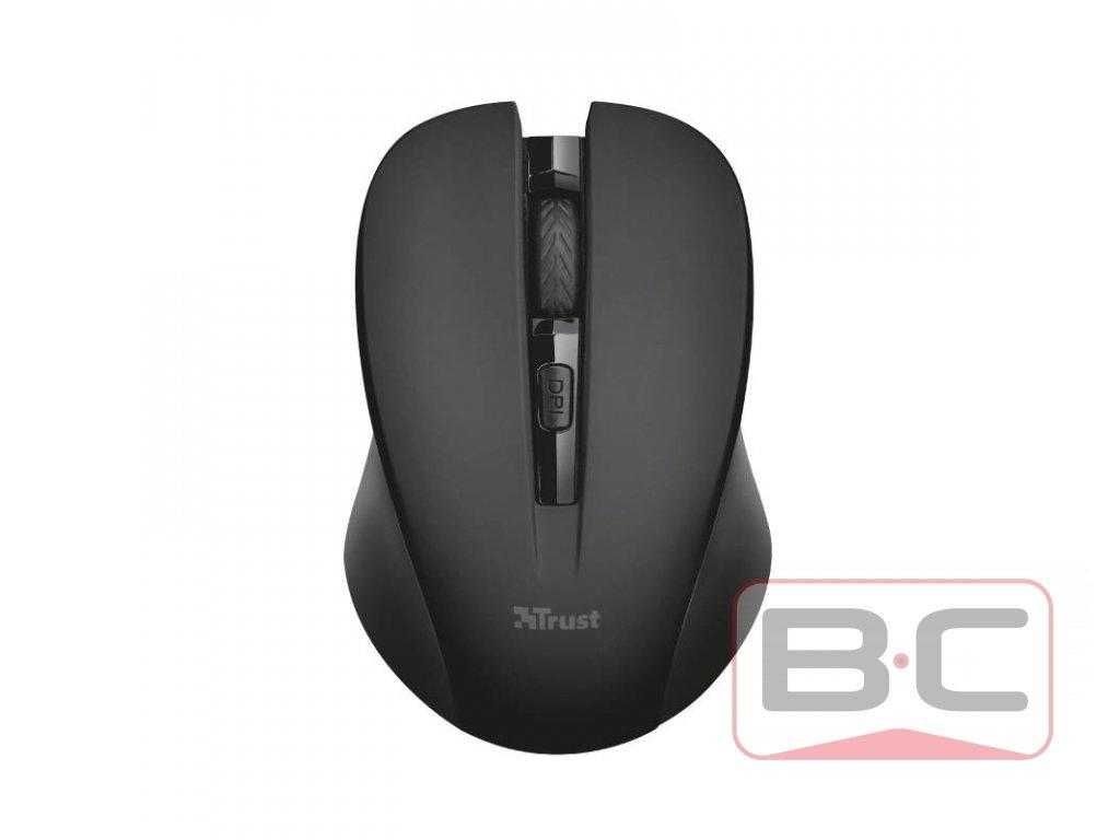 Trust Mydo Silent Click Wireless Mouse BazarCom.cz
