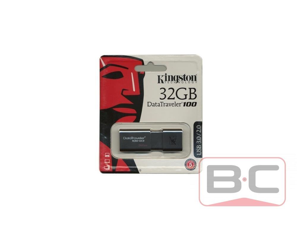 Kingston DataTraveler 100 G3 32GB BazarCom.cz
