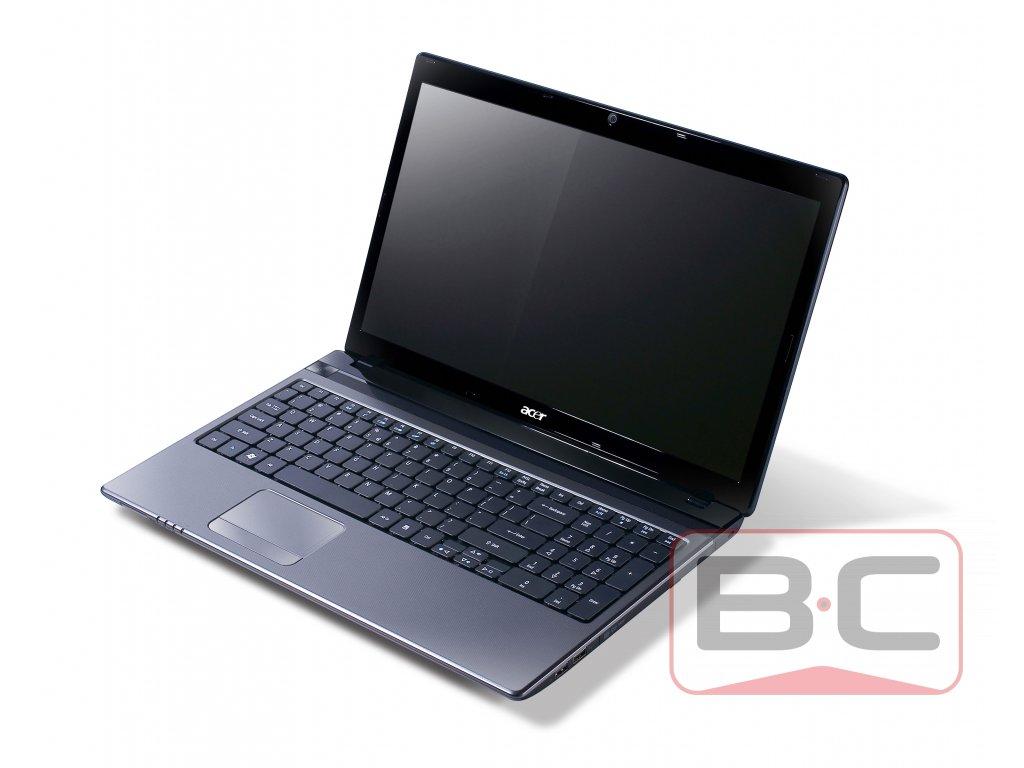Acer Aspire 5750G, Intel Core i7-2670QM, 8GB RAM, NVIDIA GeForce GT540M 1GB, 750GB HDD BazarCom.cz