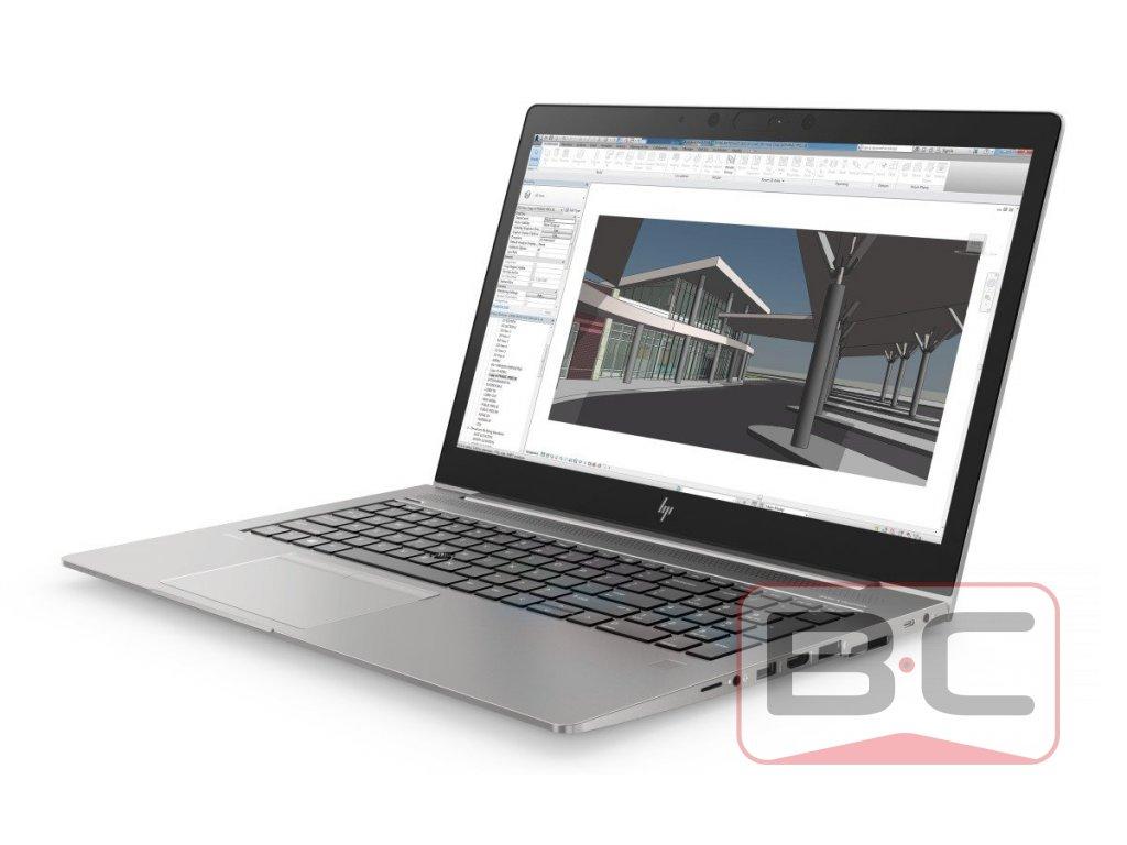 HP Zbook 15u G5, Intel Core i7-8550U, 16GB RAM, 512GB SSD, Radeon Pro WX 3100 2GB BazarCom.cz