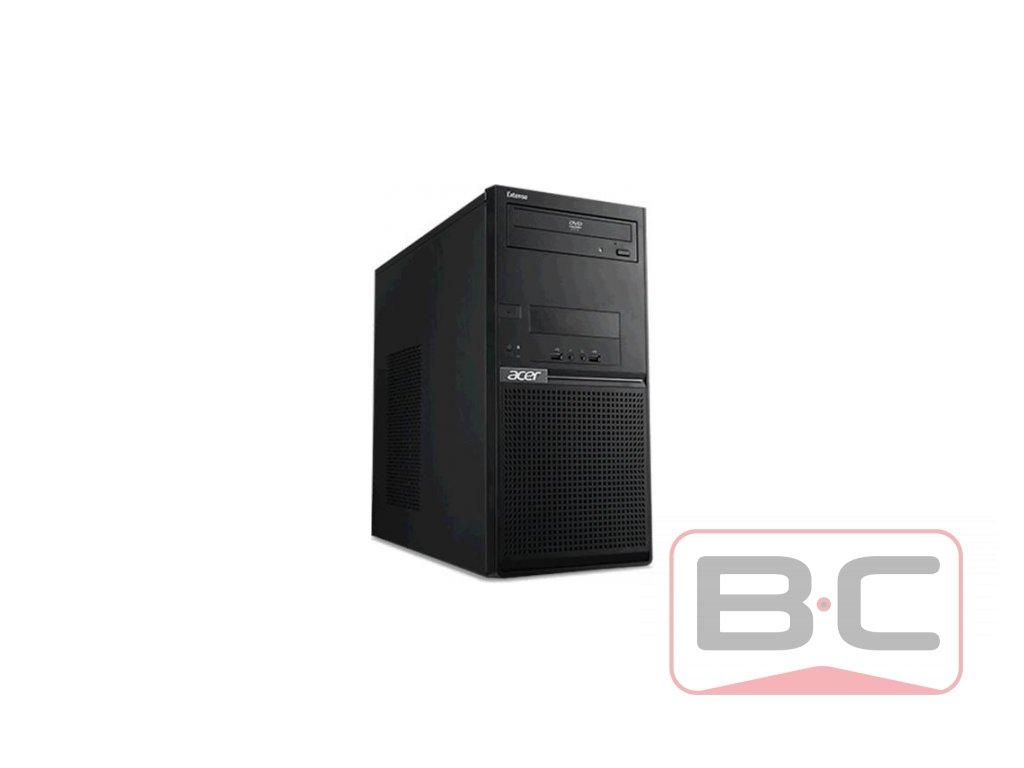 Stolní PC Acer Extensa M2710, Intel Celeron G3900, 4GB RAM, 1TB HDD