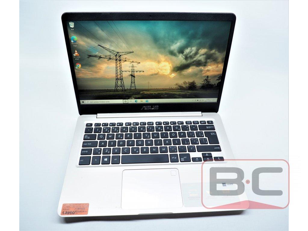 Asus VivoBook S14 X411, Intel Core i5-7200U, 8GB RAM, NVIDIA GeForce 940MX 2GB, 1TB SSD BazarCom.cz