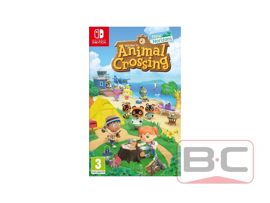 Animal Crossing Bazarcom.cz