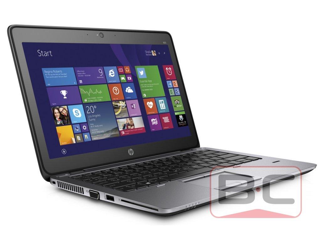 HP EliteBook 820 G1, Intel Core i5-4300U, 8GB RAM, 240GB SSD BazarCom.cz