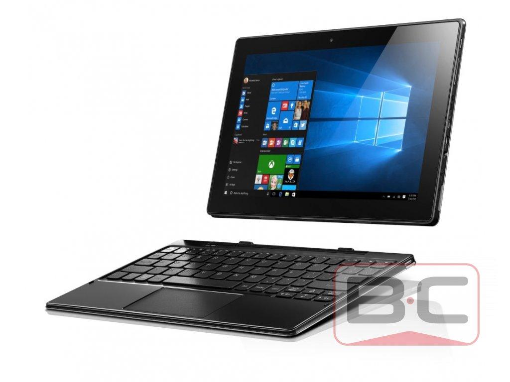 Kompaktní notebook/tablet 2v1 Lenovo Tablet MiiX 300, černá BazarCom.cz