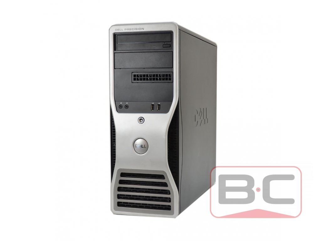 Dell Precision T3500, Intel Xeon E5630, 12GB RAM, 320GB HDD, 500GB HDD, Nvidia Quadro 4000