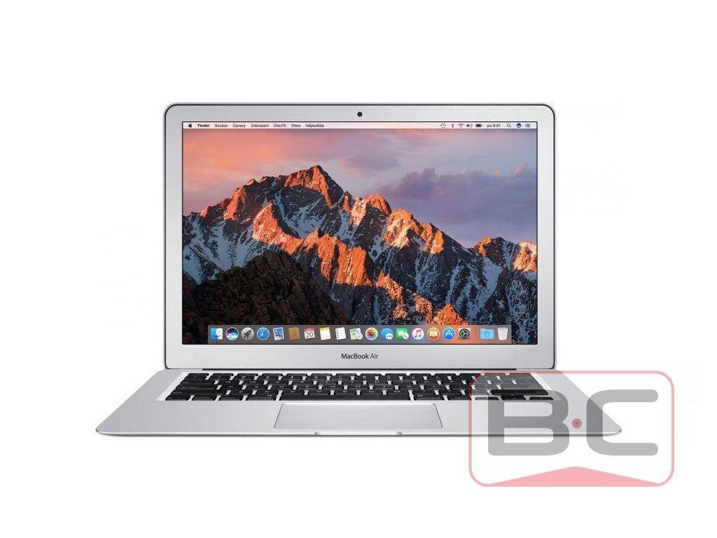 """Výkonný notebook Apple MacBook Air 13"""" (2015), Silver BazarCom.cz"""