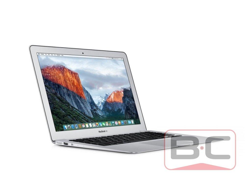 "Stylový notebook Apple MacBook Air 13.3"" (2015), stříbrná BazarCom.cz"