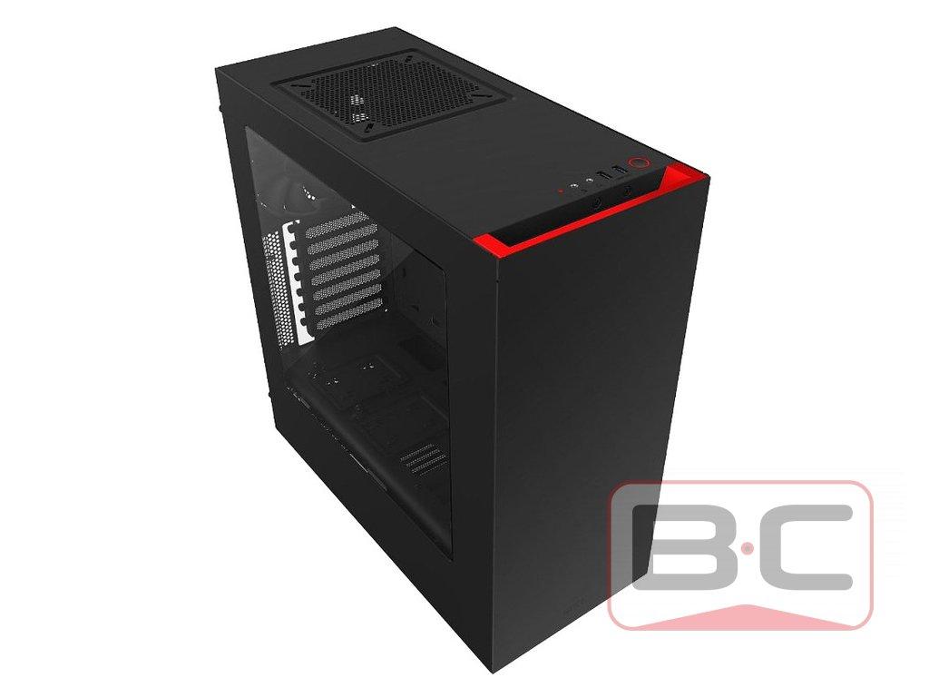 Herní PC , Intel Core i5-7400, 8GB RAM,240GB SSD, 1TB HDD, 2TB HDD, GeForce 1050Ti 4GB