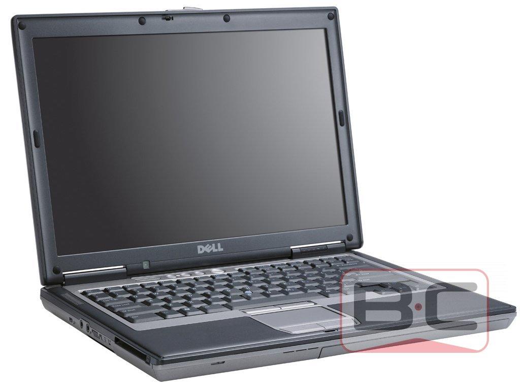 Levný kompaktní notebook Dell Latitude D620, černá BazarCom.cz