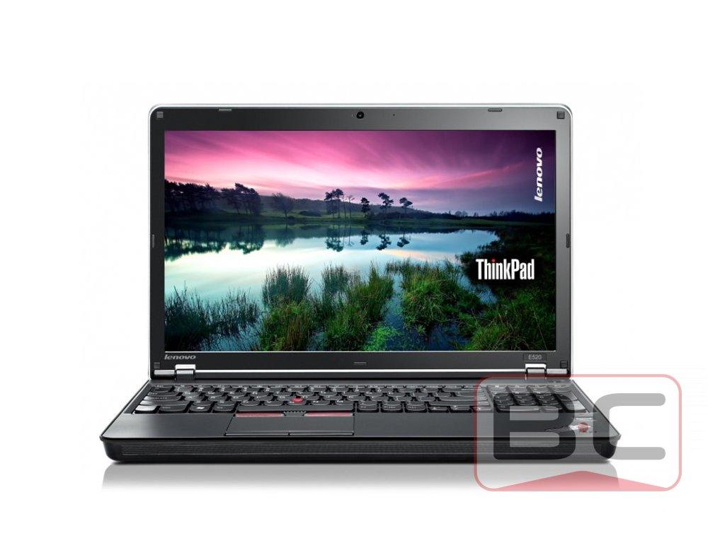 Univerzální notebook Lenovo Thinkpad E520, černá BazarCom.cz