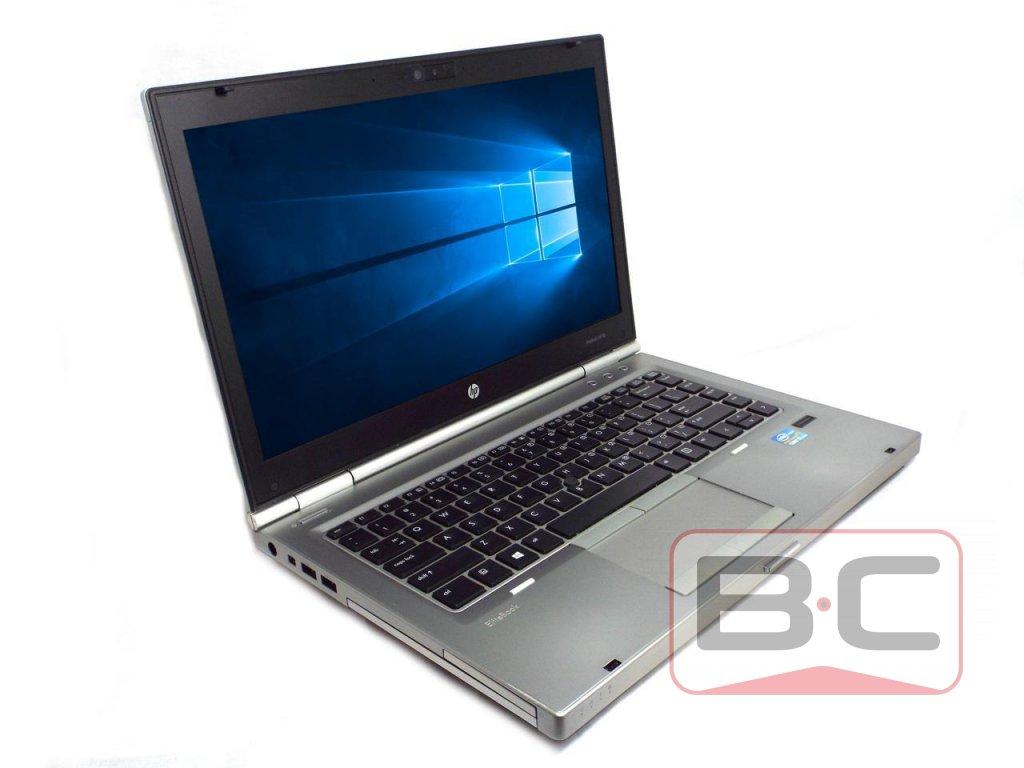 Výkon za příznivou cenu notebook HP EliteBook 8470p, stříbrná BazarCom.cz