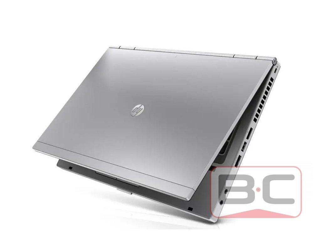 Notebook do kanceláře i domácnosti HP EliteBook 8460p, stříbrná BazarCom.cz