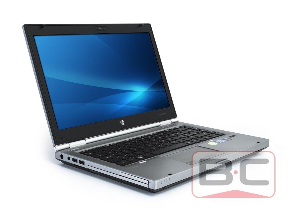 Multimediální notebook do domácnosti HP EliteBook 8460p, stříbrná BazarCom.cz