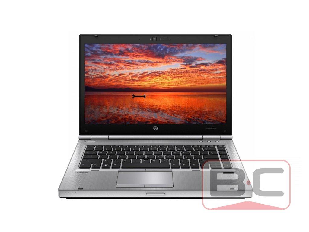Notebook za pár korun HP EliteBook 8470p, stříbrná BazarCom.cz