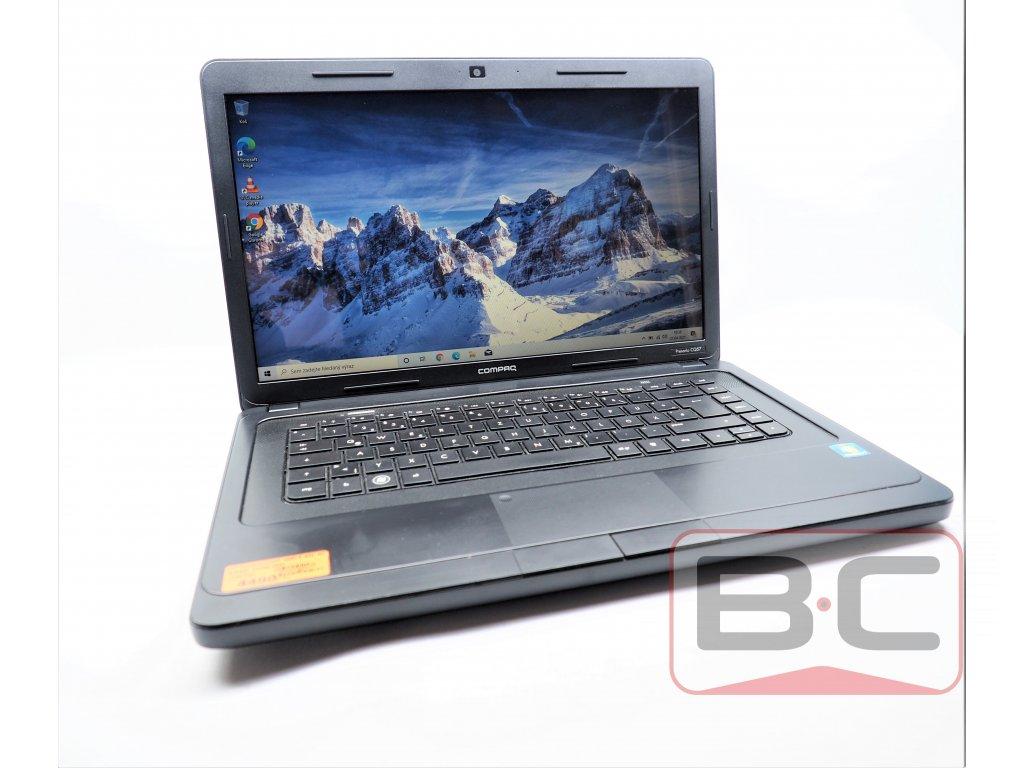 Notebook za pár korun HP Compaq CQ57, černá BazarCom.cz