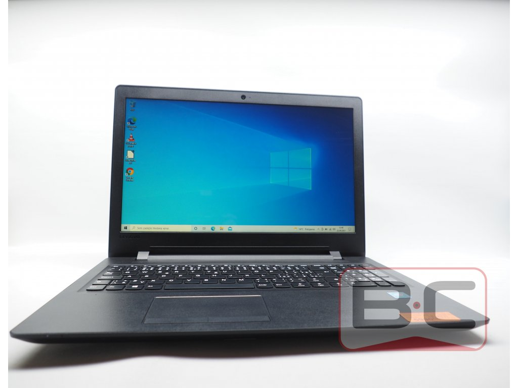 Klasika za příznivou cenu notebook Lenovo IdeaPad 110-15IBR, černá BazarCom.cz