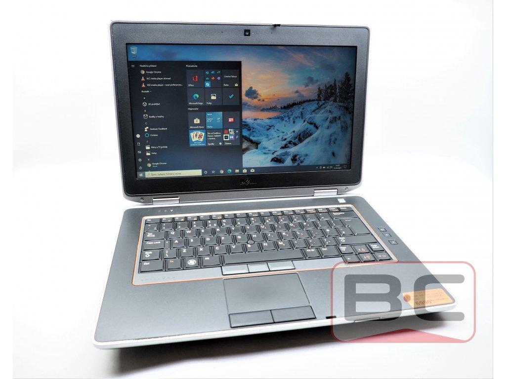 Dell Latitude E6420, Intel Core i7, černá BazarCom.cz