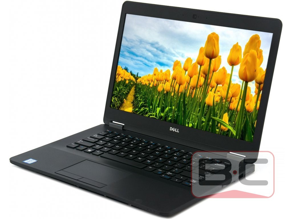 Zaujme nejen cenou notebook Dell Latitude E7470, černá BazarCom.cz
