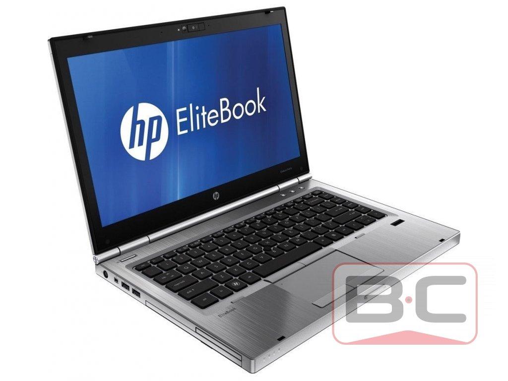 Univerzální notebook HP EliteBook 8460p, stříbrná BazarCom.cz