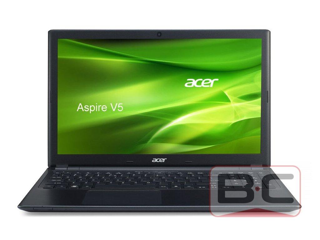 """Acer Aspire V5-551, AMD A8-4555M, 6GB RAM, AMD Radeon HD, 1TB HDD, Webkamera, Windows 10, 15.6"""" HD BazarCom.cz"""