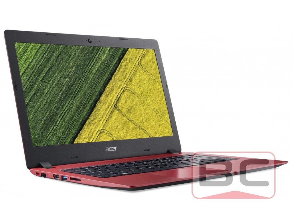 Acer Aspire 1 A114-31, Intel Celeron, 4GB RAM, Intel HD, 64GB SSD, Windows 10, HD displej BazarCom.cz