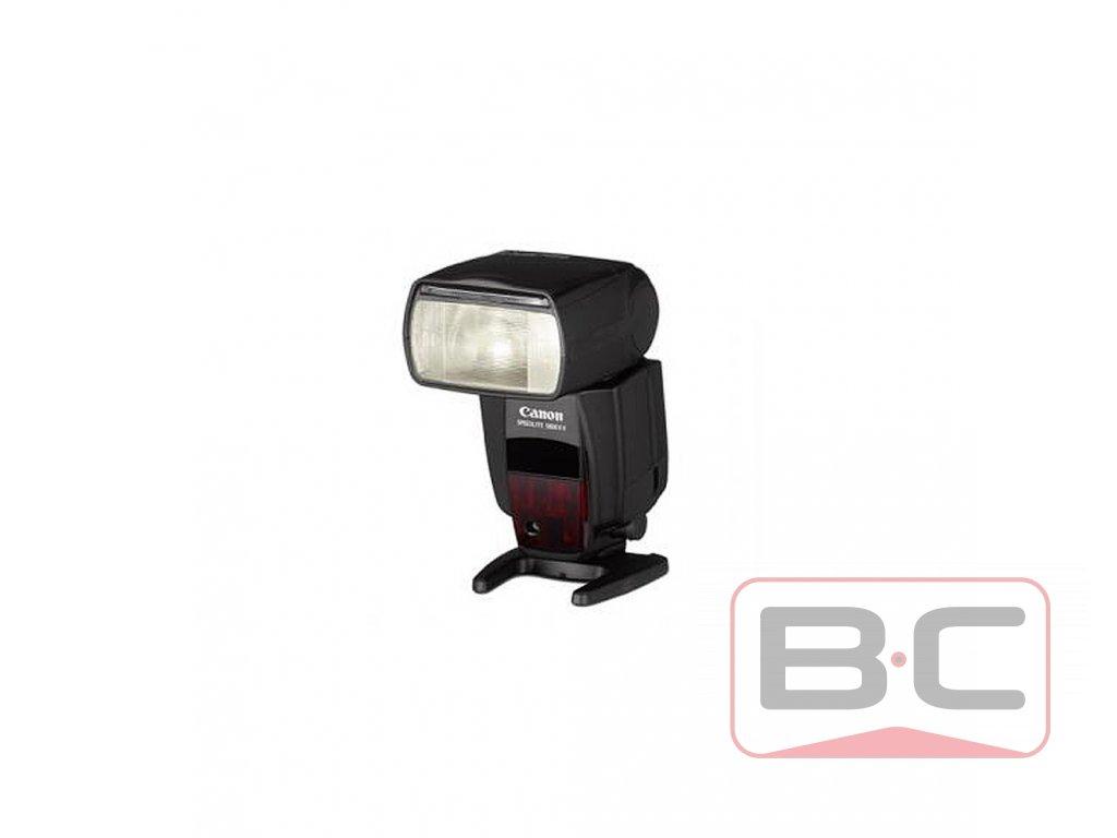 Canon blesk Speedlite 580 EX II Bazarcom.cz