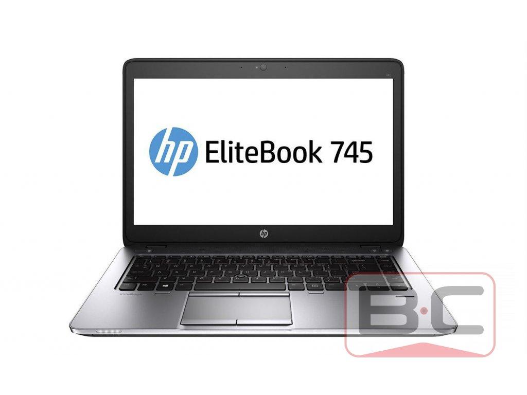 HP EliteBook 745 G2,  AMD PRO A10-7350B, 8GB RAM, 256GB SSD