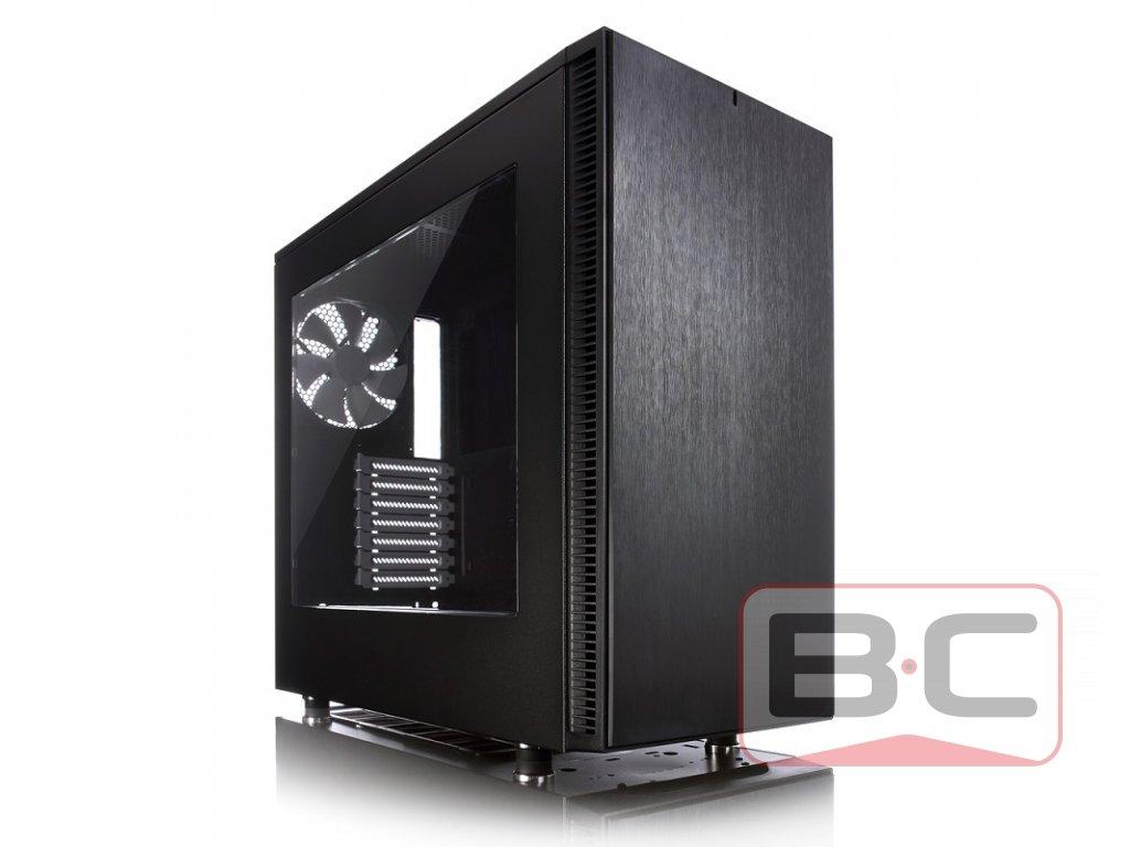 Herní PC Playmaker, AMD Ryzen 5 2600, 16GB RAM, 250GB SSD, Nvidia Geforce GTX 1060 6GB