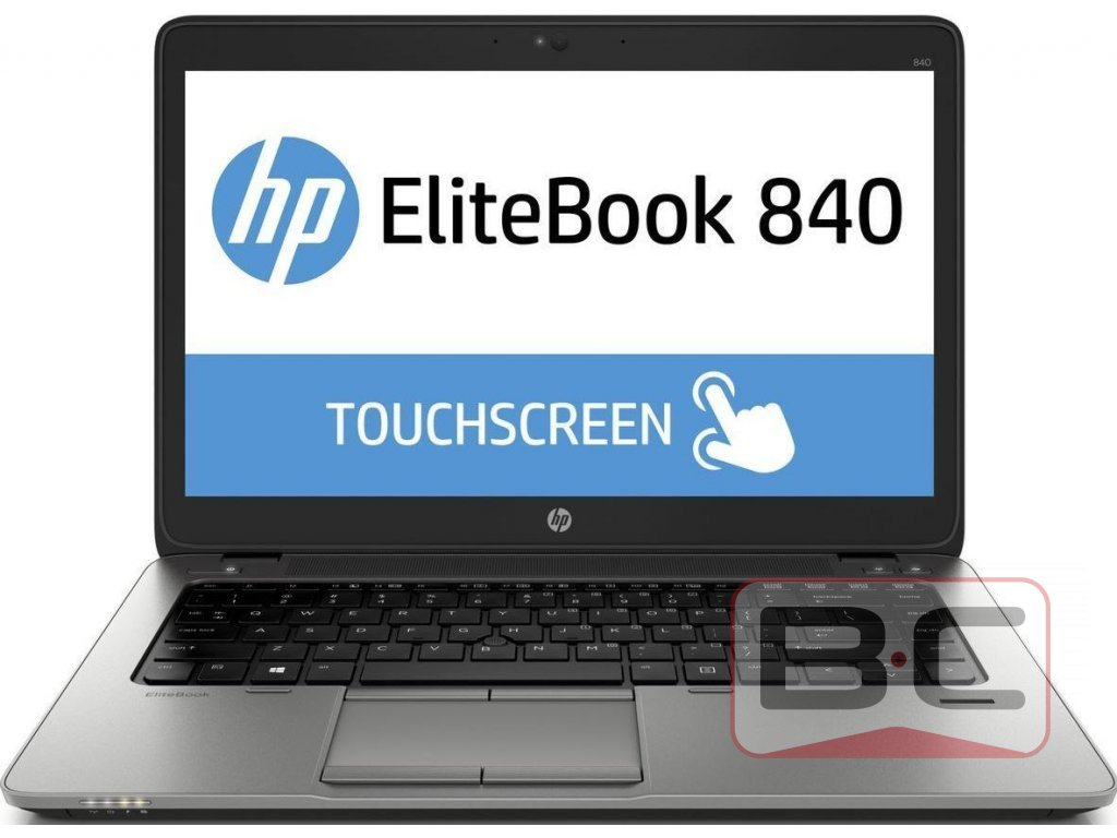 HP EliteBook 840 G2, Intel Core i5-5300U, 8GB RAM, 180GB SSD, Radeon R7 M260X 1GB,Dotykový