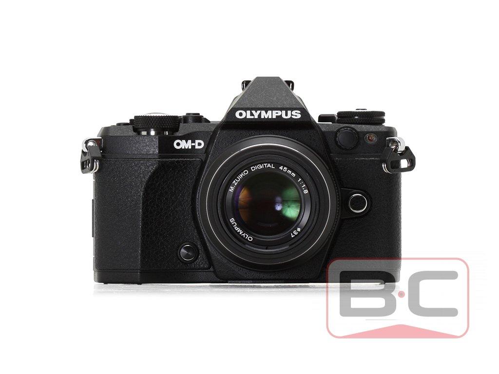 BazarCom.cz Olympus E M5 II Olympus 17mm