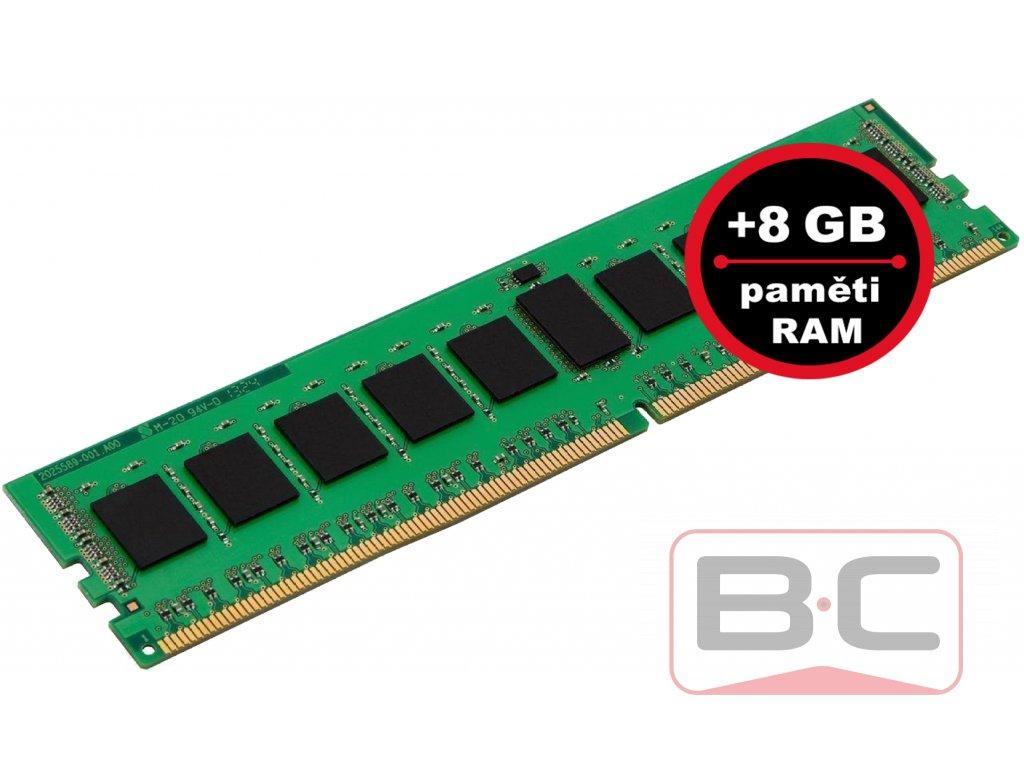 BazarCom.cz PC RAM +8 GB