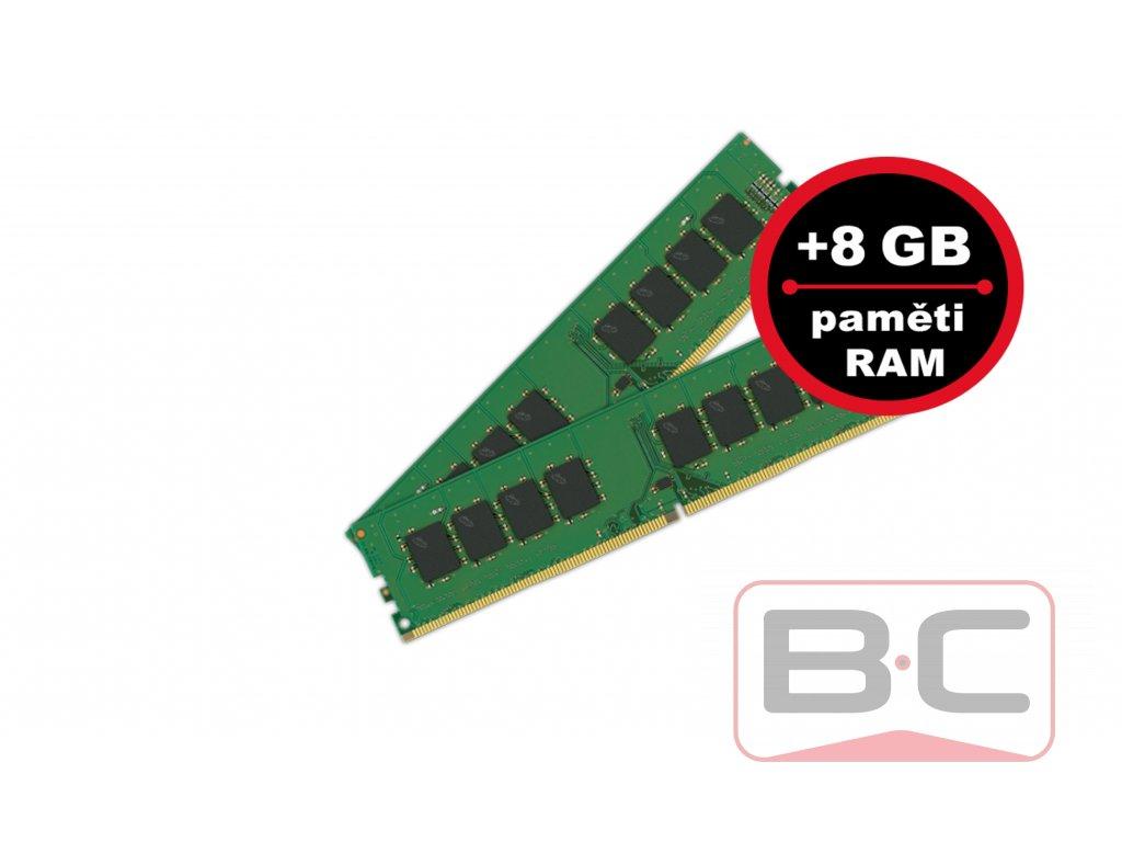 BazrCom.cz RAM KIT +8 GB