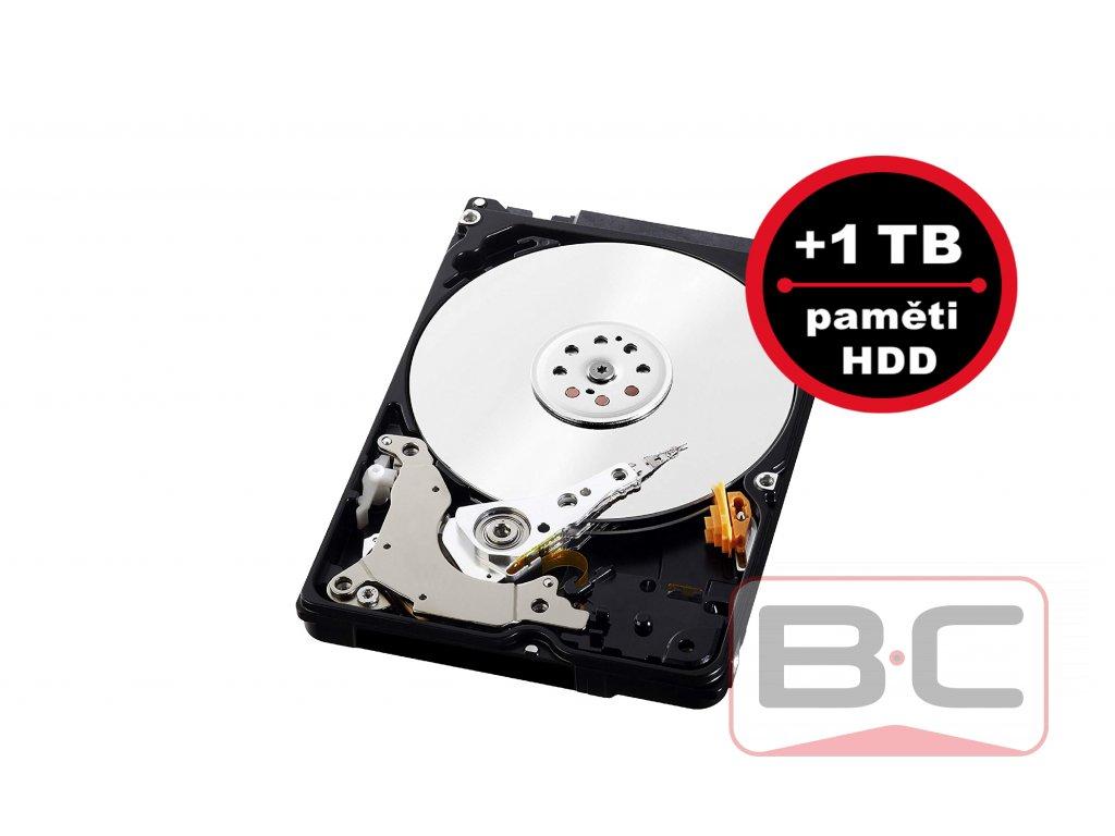 BazarCom.cz N HDD za +1 TB