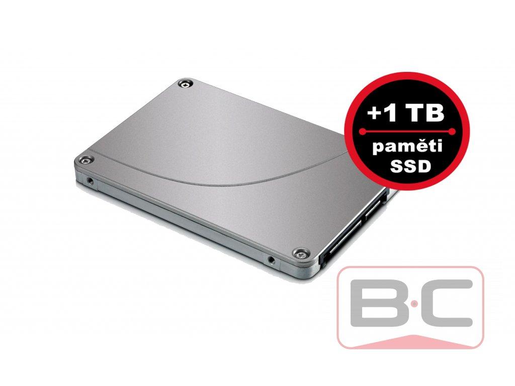 BazarCom.cz SSD notebook + 1 TB
